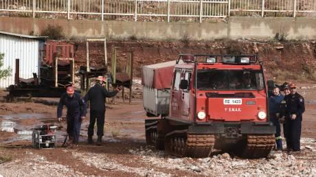 Δυτική Αττική: Νεκρός εντοπίστηκε ένας εκ των αγνοουμένων από τη φονική κακοκαιρία