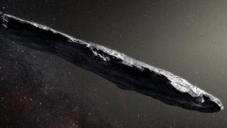Με μακρύ διαστημόπλοιο έμοιαζε ο αστεροειδής που πέρασε από το ηλιακό μας σύστημα