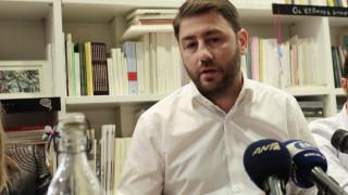 Ανδρουλάκης: Ο νέος φορέας να είναι θεσμικός και όχι αρχηγικός