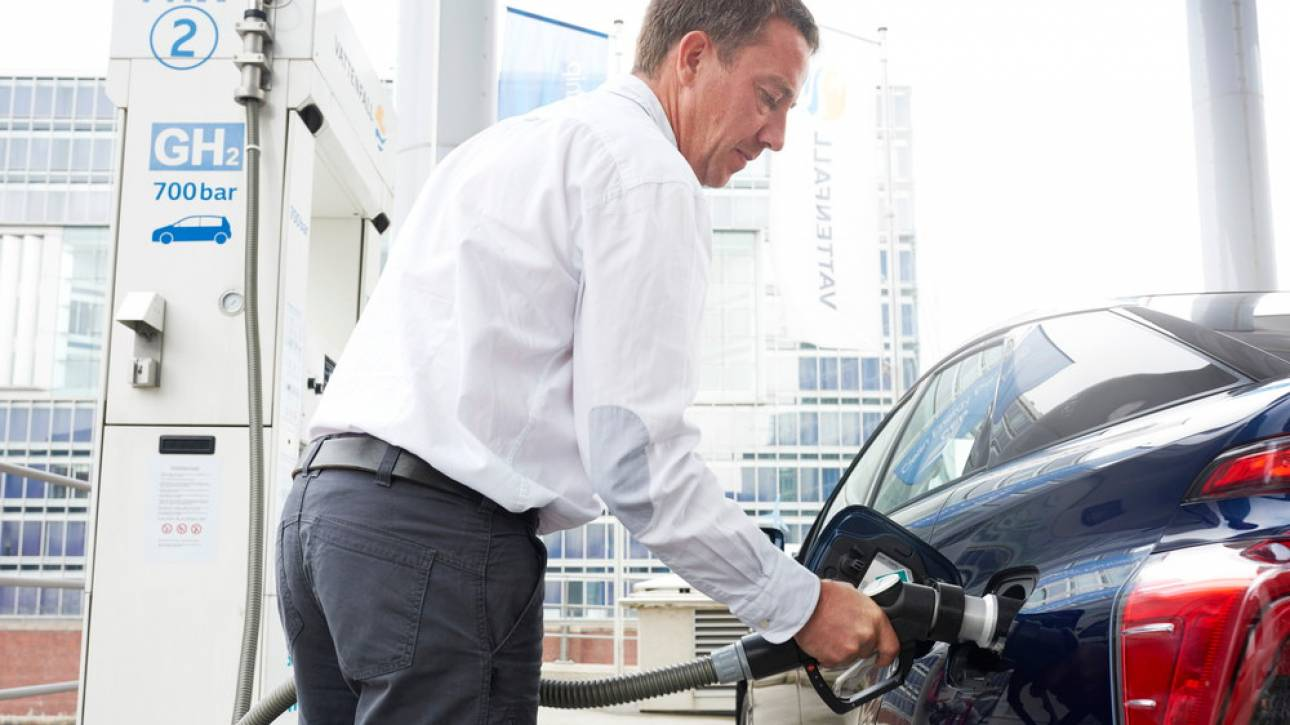 Αυτοκίνητο: Το υδρογόνο μπορεί το 2030 να κινεί έως και 15 εκατομμύρια αυτοκίνητα