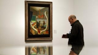 Εκλάπη ανεκτίμητος πίνακας του Τζόρτζιο ντε Κίρικο