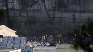 Συλλήψεις ανηλίκων προσφύγων για επεισόδια στον καταυλισμό της Μόριας