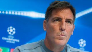 Σοκ στη Σεβίλλη: Με καρκίνο διαγνώστηκε ο προπονητής της Εντουάρντο Μπερίτσο