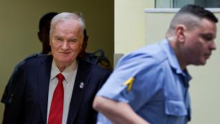 Ράτκο Μλάντιτς: Σε ισόβια κάθειρξη για γενοκτονία καταδικάστηκε ο «χασάπης των Βαλκανίων»