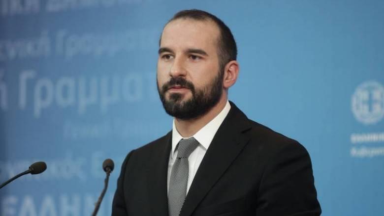 Δ. Τζανακόπουλος: Αντιπολίτευση και μερίδα ΜΜΕ κάνουν γραφική προπαγάνδα