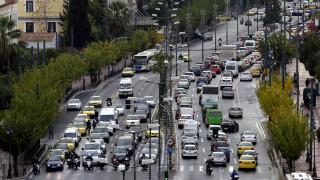 Η Αθήνα μεταξύ των δέκα ευρωπαϊκών πόλεων με τη μεγαλύτερη κυκλοφοριακή συμφόρηση
