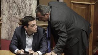 Nέα πολιτική αντιπαράθεση μετά την επιστολή Τσίπρα για αναβολή της συζήτησης για Καμμένο