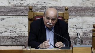 «Πόλεμος» στη Βουλή για την κατάθεση απόρρητων εγγράφων από τον Λοβέρδο