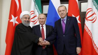 Πούτιν: Είναι μια πραγματική ευκαιρία να τεθεί τέλος στον εμφύλιο της Συρίας