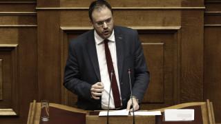 Ο Θεοχαρόπουλος διαψεύδει τις φήμες: Απλά ζήτησα να δω τα έγγραφα για τη Σαουδική Αραβία