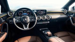 Η καινούργια Mercedes A-Class έχει εντυπωσιακό ψηφιακό εσωτερικό και βάση στα 1.400 κυβικά