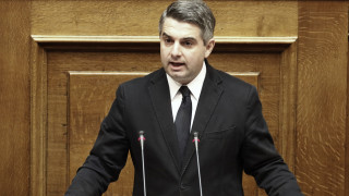 Έντονη αντίδραση Κωνσταντινόπουλου για την αναβολή συζήτησης ερώτησης για το Ελληνικό