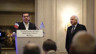 Βραβείο «πολιτικού σθένους» στον Αλέξη Τσίπρα από το Politique Internationale