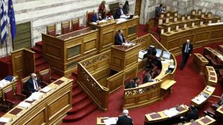 Αντιδράσεις προκαλεί τροπολογία «μαμούθ» 115 σελίδων που κατατέθηκε στη Βουλή