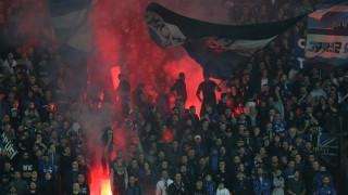 Europa League: Ξύλο οπαδών της Έβερτον και της Αταλάντα στο Λίβερπουλ (vid)