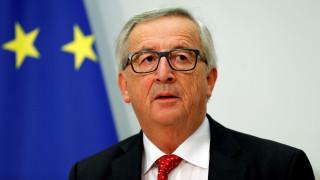 Γιούνκερ: Θα φανεί εντός των επομένων ημερών αν οι συνομιλίες για Brexit έχουν σημειώσει πρόοδο