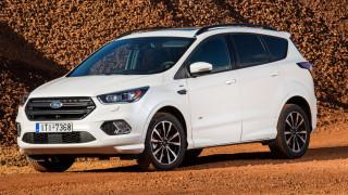 To νέο Ford Kuga ξεχωρίζει με την εμφάνιση, τον εξοπλισμό και την τεχνολογία του