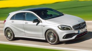H Mercedes A-Class είναι πιο μπροστά από την εποχή της
