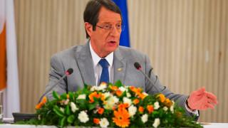 Αναστασιάδης για Κυπριακό και κατάρρευση συνομιλιών: Η Τουρκία δεν άλλαξε στάση και θέση