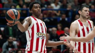 EuroLeague: Παρέμεινε κορυφή ο Ολυμπιακός με νίκη στο Μιλάνο
