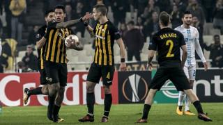Europa League: Έχασε την ευκαιρία για πρόκριση η ΑΕΚ, 2-2 με τη Ριέκα