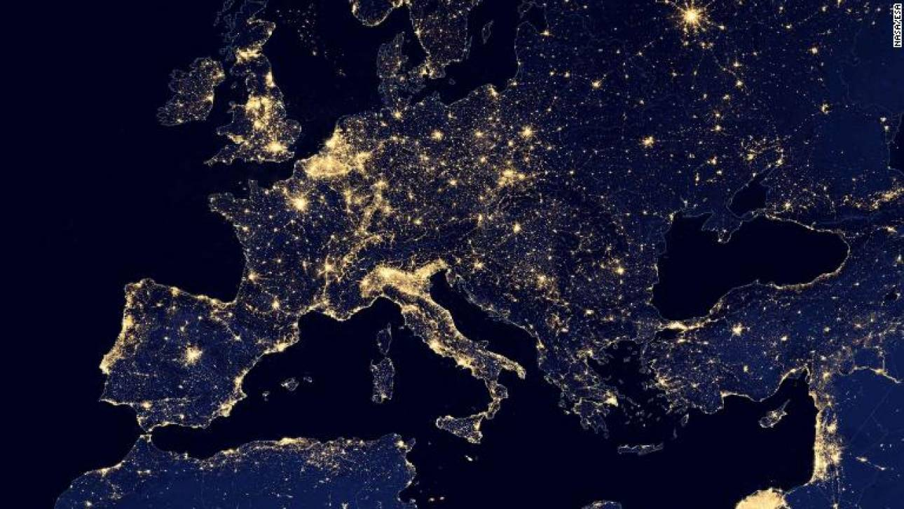 Η φωτορύπανση αυξάνεται ραγδαία σε παγκόσμια κλίμακα