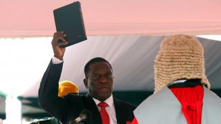 Έμερσον Μνανγκάγκουα: Ο «κροκόδειλος» ορκίστηκε πρόεδρος της Ζιμπάμπουε