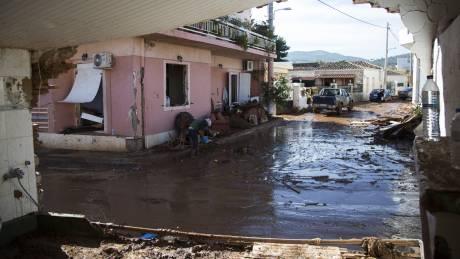 ENSSER: «H πρόσφατη φονική πλημμύρα δεν μπορεί να αποκαλείται μόνο «φυσική καταστροφή»