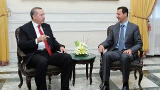 Ερντογάν: Δεν υπάρχουν για την ώρα επαφές με τη Δαμασκό