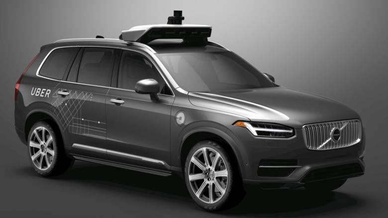 Η Volvo θα δώσει στην Uber δεκάδες χιλιάδες αυτοκίνητα για αυτόνομη οδήγηση