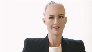 Η Σοφία, το πρώτο ρομπότ με υπηκοότητα, θέλει τώρα να αποκτήσει οικογένεια!