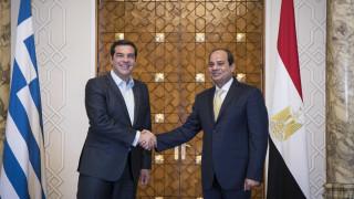 Συλλυπητήρια Τσίπρα στον πρόεδρο Αιγύπτου για το μακελειό στο βόρειο Σινά