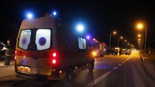 Θεσσαλονίκη: Νεκρός 20χρονος σε τροχαίο δυστύχημα