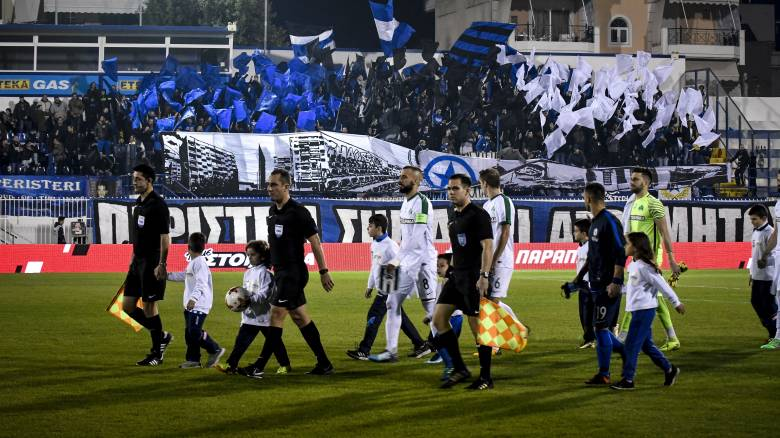 Super League: Ισοπαλία και νεύρα στο Ατρόμητος-Παναθηναϊκός