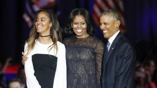 Τσέλσι Κλίντον και Ιβάνκα Τραμπ στην «υπεράσπιση» της Μαλία Ομπάμα