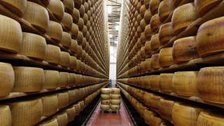 Το «σκοτεινό μυστικό» της βιομηχανίας παραγωγής παρμεζάνας (vid)