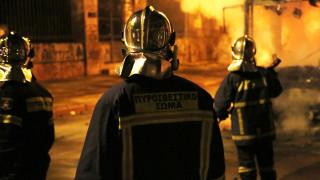 Κόρινθος: Λεωφορείο με 22 επιβάτες πήρε φωτιά εν κινήσει (pics&vid)
