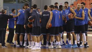 Μουντομπάσκετ 2019: Με νέα 12άδα η εθνική κόντρα στο Ισραήλ (vids)