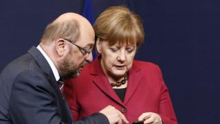Γερμανία: «Ναι» σε έναν νέο «μεγάλο συνασπισμό» με το SPD λένε οι Χριστιανοδημοκράτες