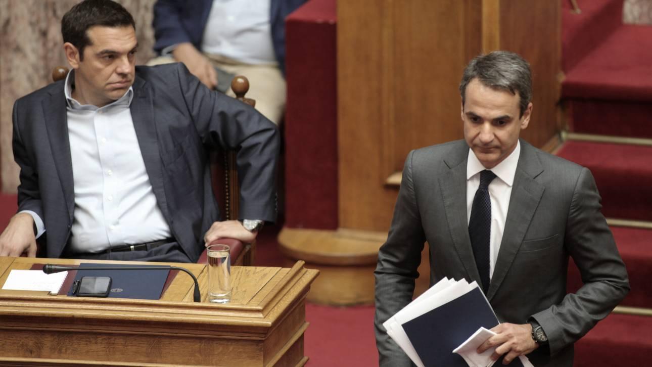 Μετωπική σύγκρουση στη Βουλή για Σ. Αραβία και απόρρητα έγγραφα