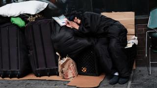 Ο πρώτος αυτόματος πωλητής για άστεγους στο Νότιγχαμ