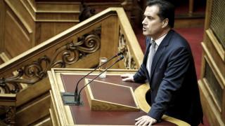 Γεωργιάδης για την πώληση πυρομαχικών: Φίλος εν ενεργεία υπουργού ο κ. Πατεράκης