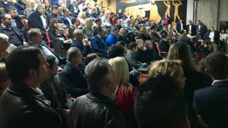 Εκλογές ΕΕΠ: Πλήθος κόσμου στην επίσημη παρουσίαση του συνδυασμού του Γιάννη Βουτσινά