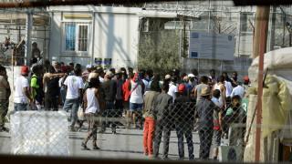 Νέα συγκέντρωση διαμαρτυρίας των δημοτών της Μυτιλήνης στην Αθήνα για το προσφυγικό