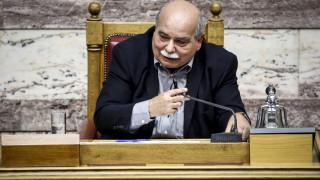 Βούτσης: Στην αρμόδια υπηρεσία της Βουλής τα διαβαθμισμένα κρατικά έγγραφα