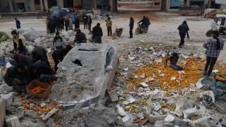 Συρία: Διήμερη κατάπαυση του πυρός στην Ανατολική Γούτα πρότεινε η Ρωσία