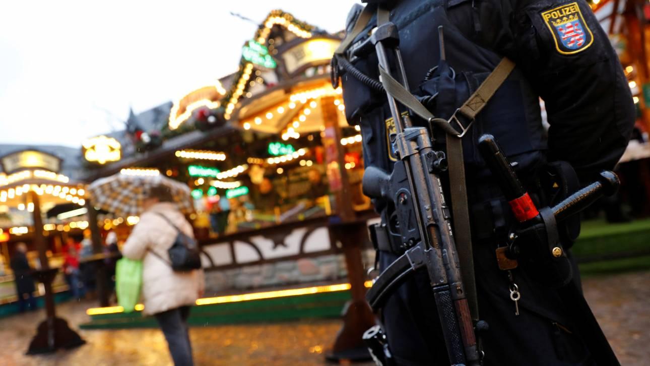 Γερμανία  Δρακόντεια μέτρα ασφαλείας στις Χριστουγεννιάτικες αγορές ... a6922b10ee4
