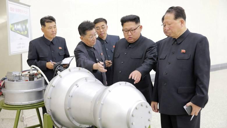 Φόβοι πως η Βόρεια Κορέα προετοιμάζεται για νέα πυραυλική δοκιμή