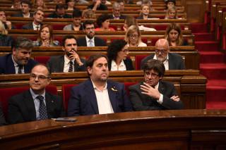 Ισπανία: Αποδέχεται την κυριαρχία της Μαδρίτης o πρώην αντιπρόεδρος της καταλανικής κυβέρνησης