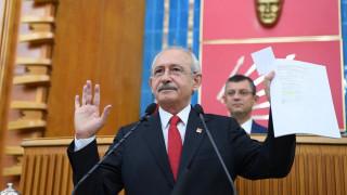 Τουρκία: Ο Κιλιτσντάρογλου παρουσίασε έγγραφα που συνδέουν τον Ερντογάν με οffshore